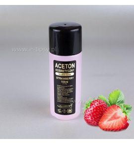 Aceton kosmetyczny - Strawberry Pink 100 ml