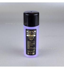 Aceton kosmetyczny z Lanoliną  100 ml