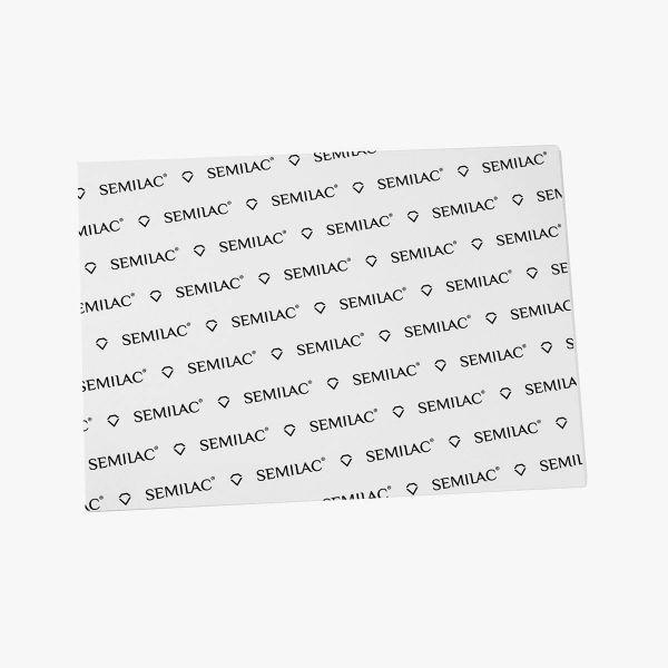 Semilac Podkładka do zdjęć Semilac 297 x 210 mm biała