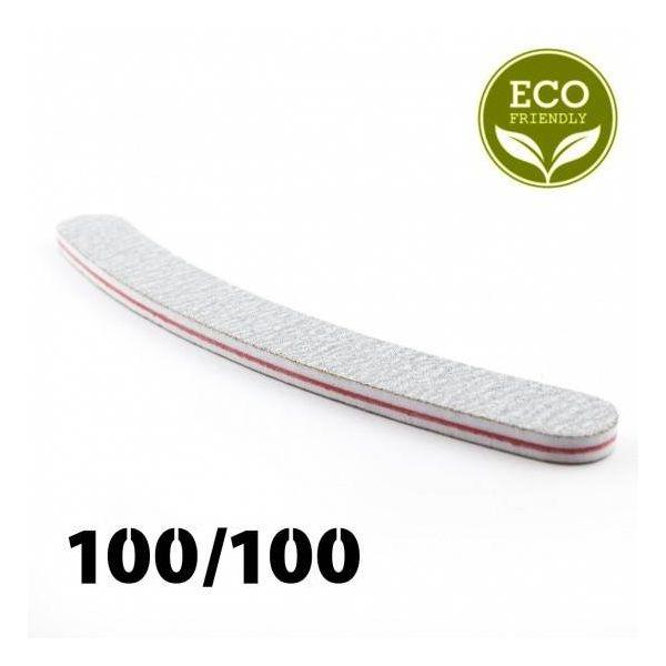 Zestaw 5 sztuk - Pilnik biały banan 100/100