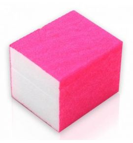 2 x Blok polerski Polerka Pilnik Różowy MINI
