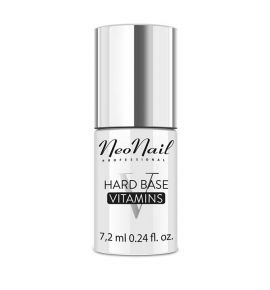 NeoNail Lakier hybrydowy 7,2 ml - Hard Base Vitamins