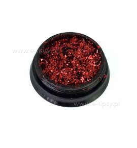 Pyłek effect lustra RED- prisma effect 01
