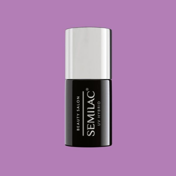 905 Semilac Beauty Salon Lakier Hybrydowy Soft Lavender