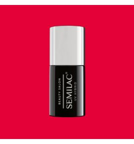 910 Semilac Beauty Salon Lakier Hybrydowy Only Red