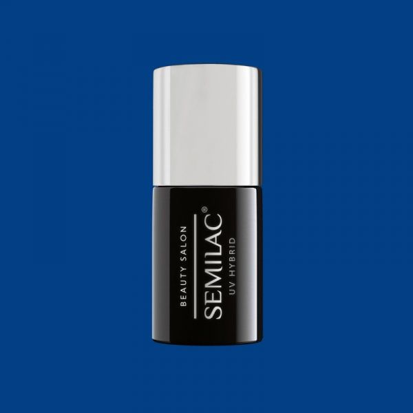 911 Semilac Beauty Salon Lakier Hybrydowy Blueberry Blue