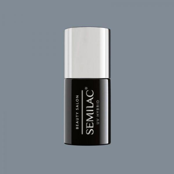 912 Semilac Beauty Salon Lakier Hybrydowy Shark Grey