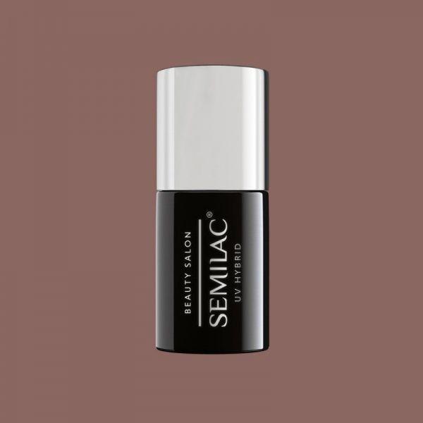 914 Semilac Beauty Salon Lakier Hybrydowy Nude Latte