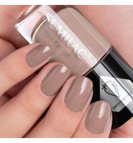 C229 Lakier do paznokci z odżywką Semilac Color&Care 7ml