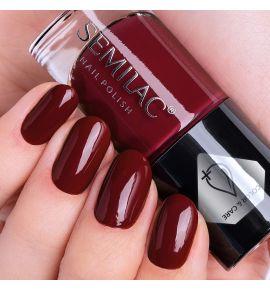 C285 Lakier do paznokci z odżywką Semilac Color&Care 7ml