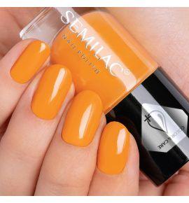 C438 Lakier do paznokci z odżywką Semilac Color&Care 7ml