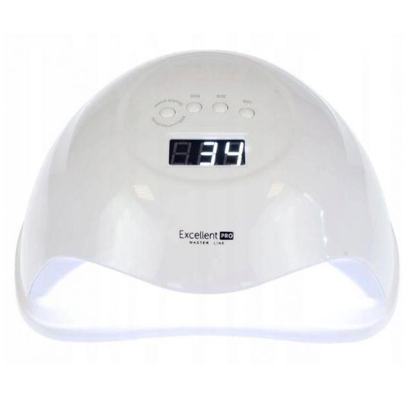 Lampa LED 80W do 128W Excellent PRO do paznokci