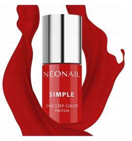 NEONAIL SIMPLE ONE STEP HYBRID 3w1 MIX Kolorów