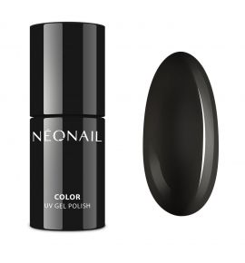 NeoNail Lakier Hybrydowy 2996 PURE BLACK